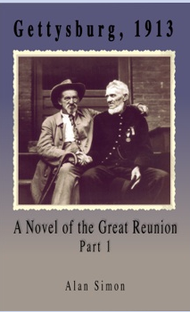 A novel of the 150th reunion of the Battle of Gettysburg